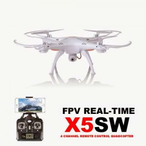 Syma_X5SW_Real_Time_FPV